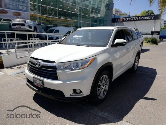 2015 Toyota Highlander 3.5 Limited Panorama Roof AT