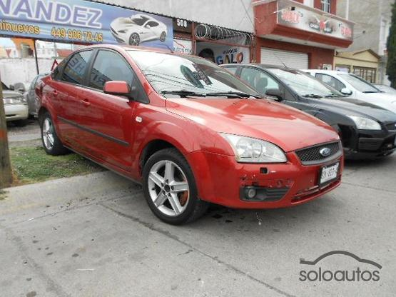 2007 Ford Focus Europa Sport AT