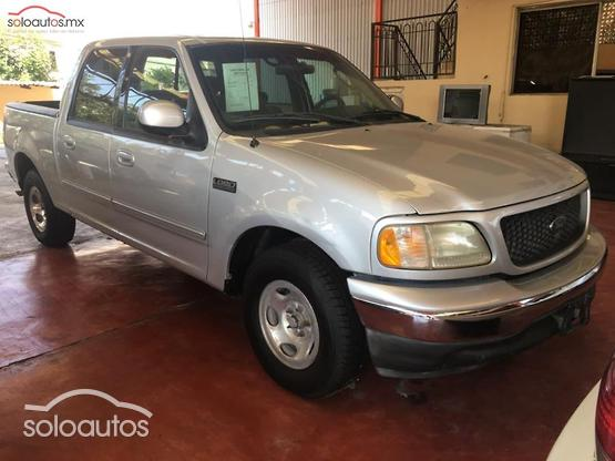 2002 Ford Lobo Doble Cabina,XLT