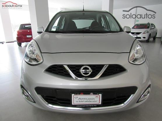 2015 Nissan March Advance Navi TM