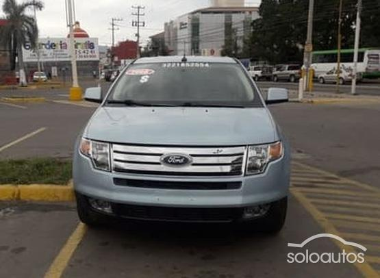 2008 Ford Edge Limited 3.5L V6 Piel Sunroof