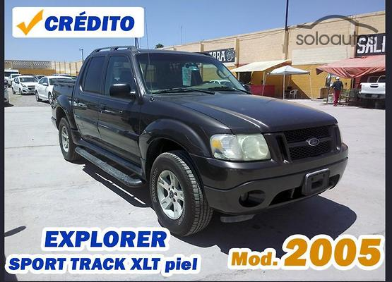 2007 Ford Explorer Sport Trac 4X2 4.6L V8 AT Tela