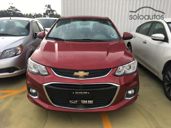 2017 Chevrolet Sonic LT K HB AT