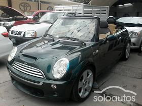 2007 MINI MINI Cooper S Convertible Hot Chili