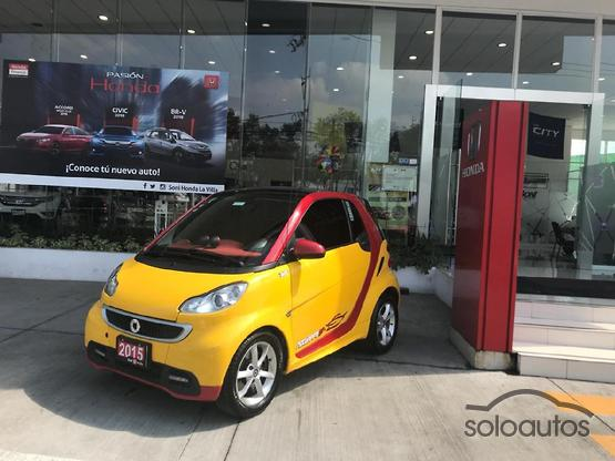2015 Smart Fortwo Cabriolet Passion