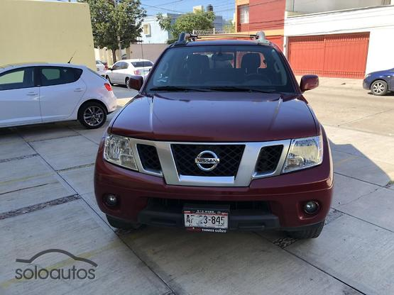 2015 Nissan Frontier V6 Crew Cab Pro-4X 4x4 T/A