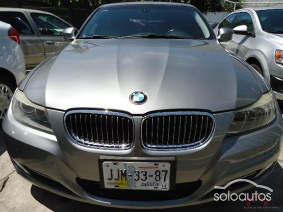 2012 BMW Serie 3 325iA Edition Exclusive Navi AT