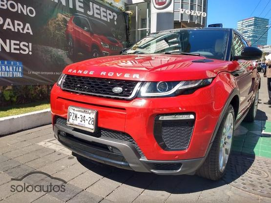 2017 Land Rover Range Rover Evoque 2.0 HSE Dynamic AT 4WD