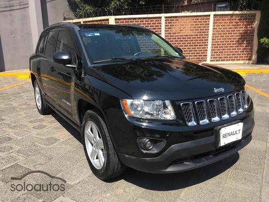 2013 Jeep Compass Limited Premium FWD CVT