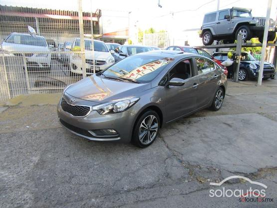2016 KIA FORTE SX 2.0 AT