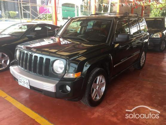 2010 Jeep Patriot Limited FWD CVT