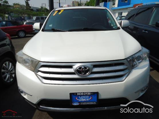 2011 Toyota Highlander 3.5 Limited 4WD AT