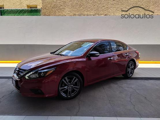 2017 Nissan Altima Exclusive 3.5L V6