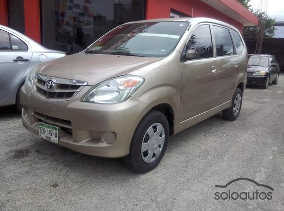2010 Toyota Avanza 1.5 Premium AT
