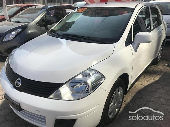 2016 Nissan Tiida Sedan Advance TM AC 1.8