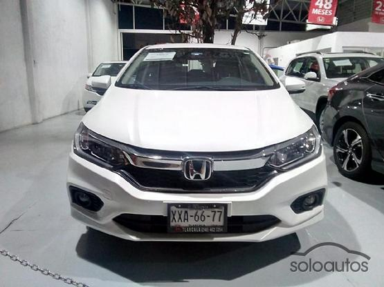 2018 Honda City EX