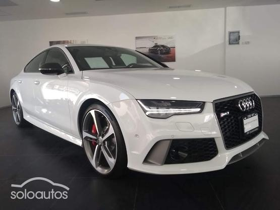 2017 Audi RS7 Performance 4.0 TFSI 605hp