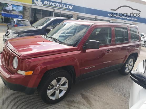 2012 Jeep Patriot Sport FWD MTX