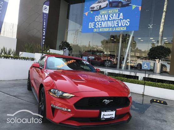 2019 Ford Mustang Ecoboost AT 2.3L
