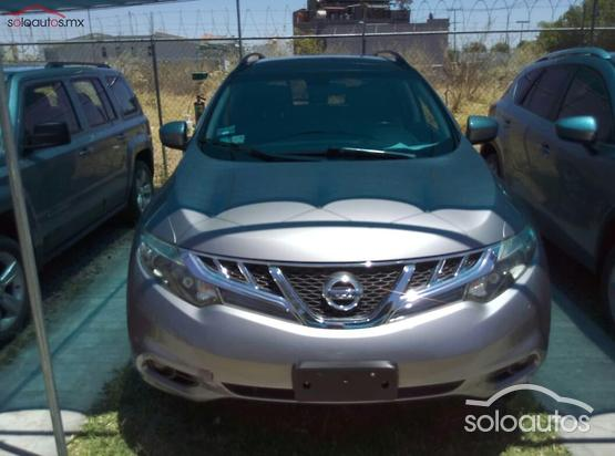 2012 Nissan Murano Exclusive CVT AWD