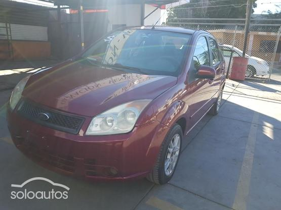 2008 Ford Fiesta Sedan Trend Comfort AT