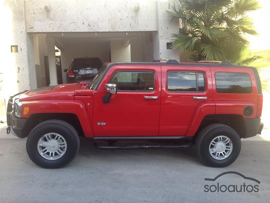 2008 Hummer H3 SUV C Luxury