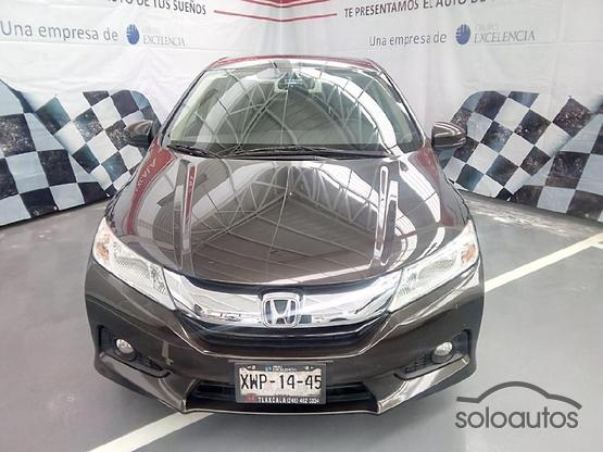 2016 Honda City EX