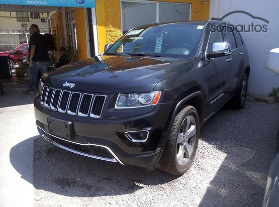 2014 Jeep Grand Cherokee Limited V6 3.6 4X2