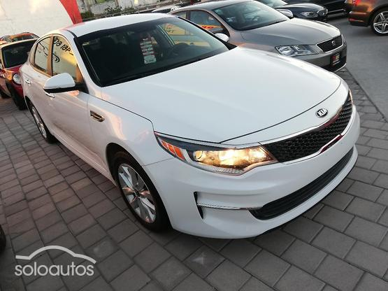 2016 KIA Optima LX 2.4 AT