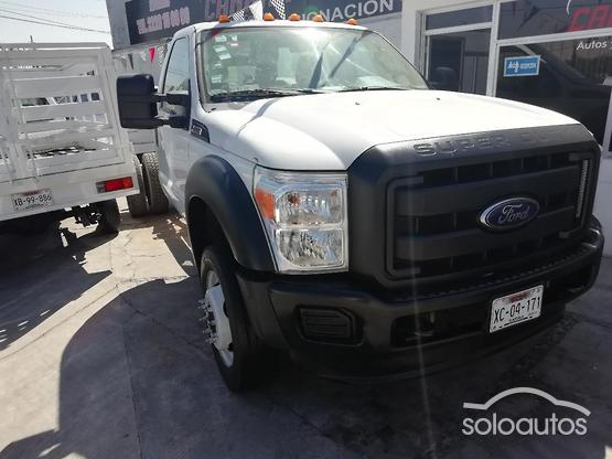 2010 Ford F-550 KTP XL V10 TM