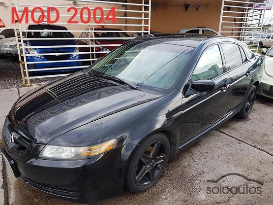 2005 Acura TL 3.2 5AT