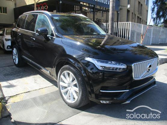 2018 Volvo XC90 2.0 Inscription T8 AWD AT