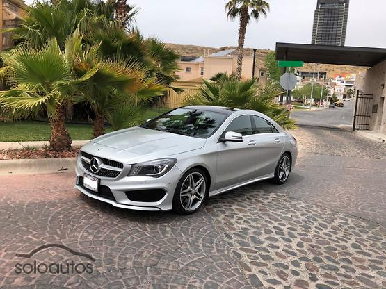 2015 Mercedes-Benz Clase CLA CLA 250 CGI Sport S/Techo Panorámico