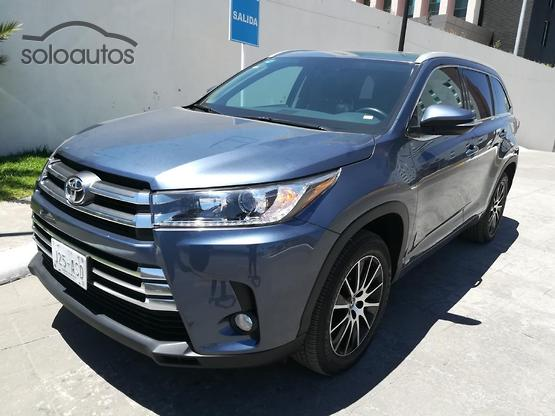 2017 Toyota Highlander 3.5 Limited Panorama Roof AT