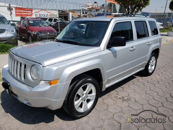 2012 Jeep Patriot Limited FWD CVT