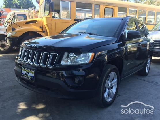 2012 Jeep Compass Limited Premium FWD CVT