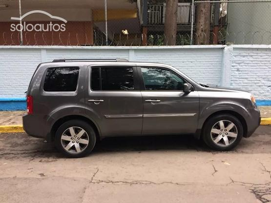 2012 Honda Honda Pilot 4WD Touring AT