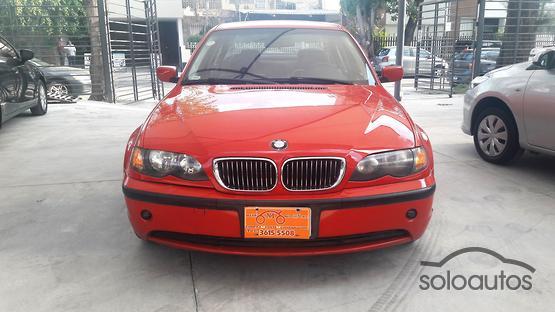 BMW Series 3 2002 89082557