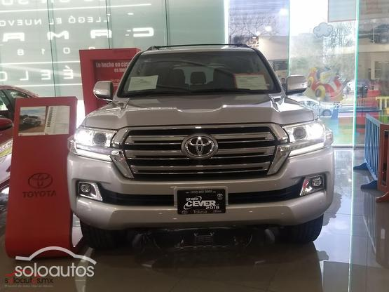 2018 Toyota Land Cruiser Wagon VX-R 4WD