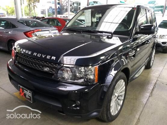 2012 Land Rover Range Rover Sport 5.0 HSE