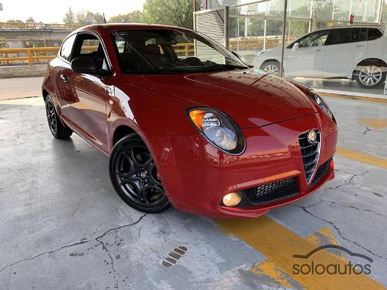 2016 Alfa Romeo Mito Progression Luxury TM