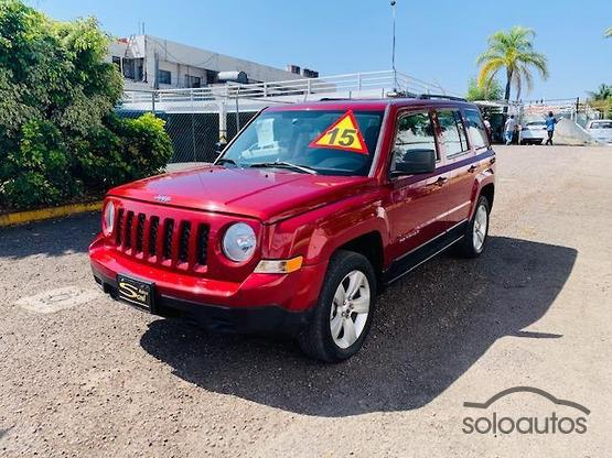2015 Jeep Patriot Sport FWD ATX