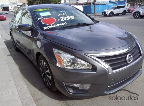 2014 Nissan Altima Advance 2.5L