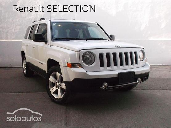 2014 Jeep Patriot Limited 4WD ATX