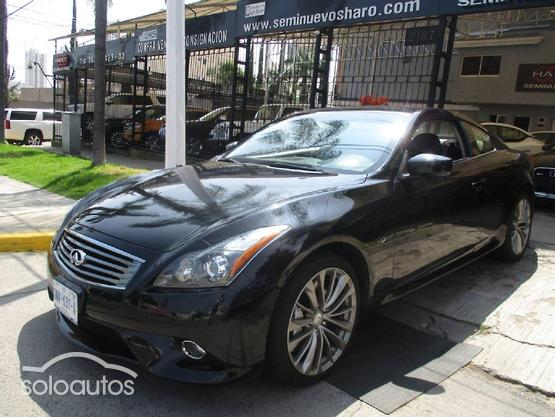 2014 Infiniti Q60 3.7 Sport Coupe AT