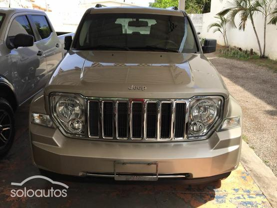 2010 Jeep Liberty Limited 4X2