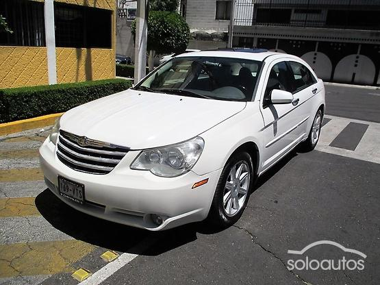 2008 Chrysler Cirrus Sedan Limited 3.5L