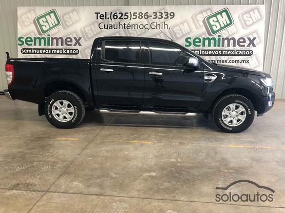 Autos Camionetas Y 4x4s Ford En Color Negro Ranger En Venta En Mexico Soloautos Mx