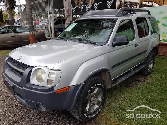 2002 NISSAN XTERRA SE 4X2 AT