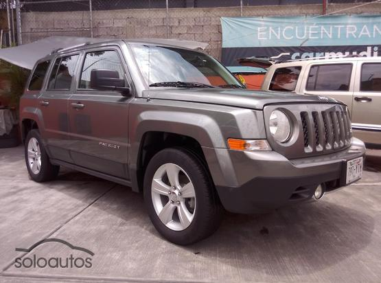 2013 Jeep Patriot Limited 4WD CVT
